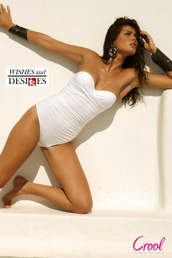 Redhead Illusion - Fashion Blog by Menia - Wishes and desires - Swimwear - Crool - Greek Brand - SS-16-09