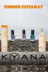 Redhead Illusion - Fashion - Blog by Menia - Giveaway - Kyana - Nail Polishes - Hair Care