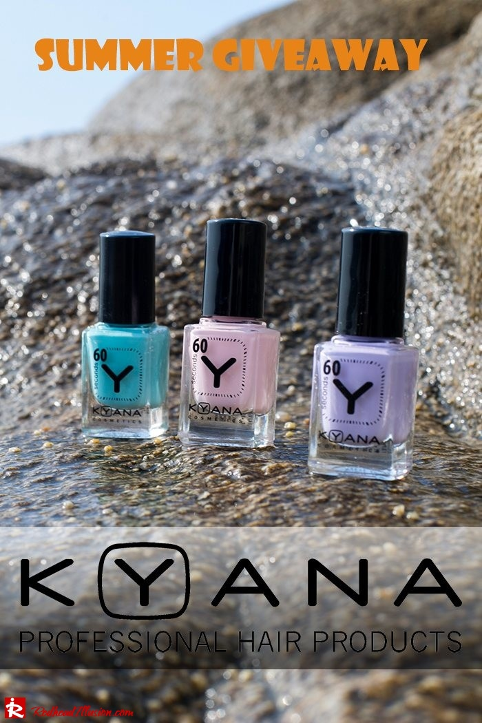 Redhead Illusion - Fashion - Blog by Menia - Giveaway - Kyana - Nail Polishes - Hair Care-02