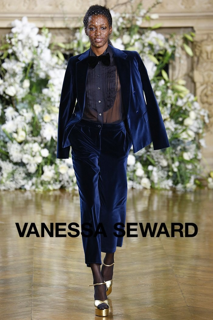 Vanessa Seward Fall-Winter 2016