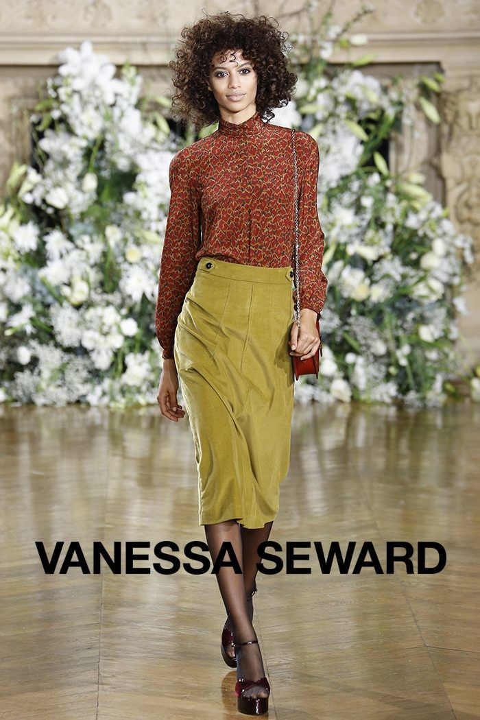 Redhead Illusion - Fashion Blog - Fashion Show - Vanessa Seward - Fall-Winter-2016-06