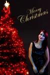 Redhead Illusion - Fashion Blog by Menia - Merry Christmas