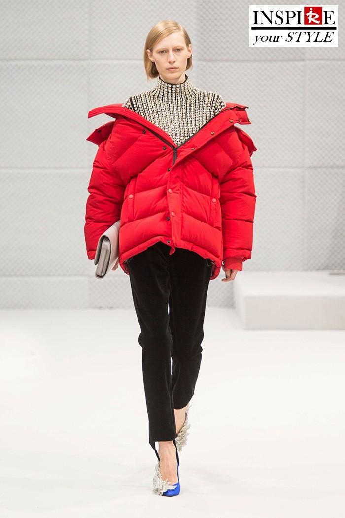 Redhead Illusion - Fashion Blog by Menia - Inspirations - Puffer Jacket-03