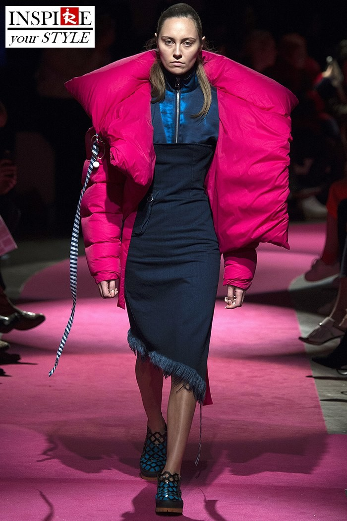 Redhead Illusion - Fashion Blog by Menia - Inspirations - Puffer Jacket-04