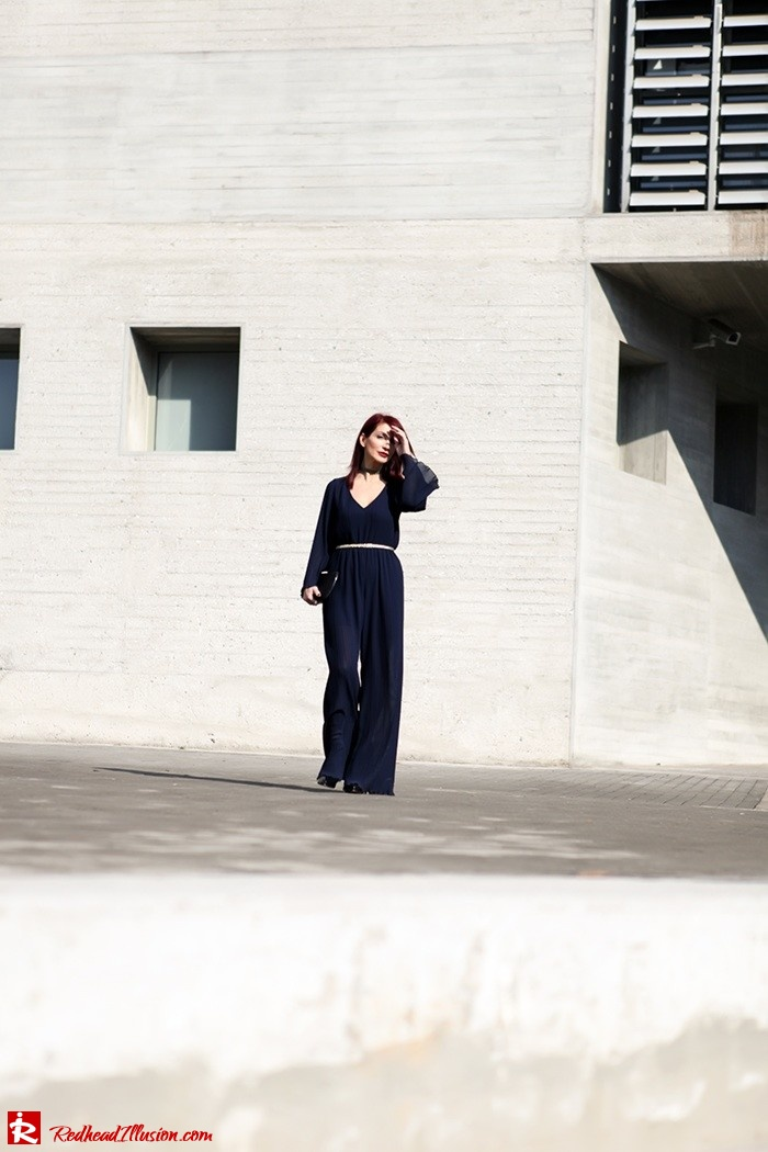 Redhead Illusion - Fashion Blog by Menia - Jump all over - Zara Jumpsuit-08