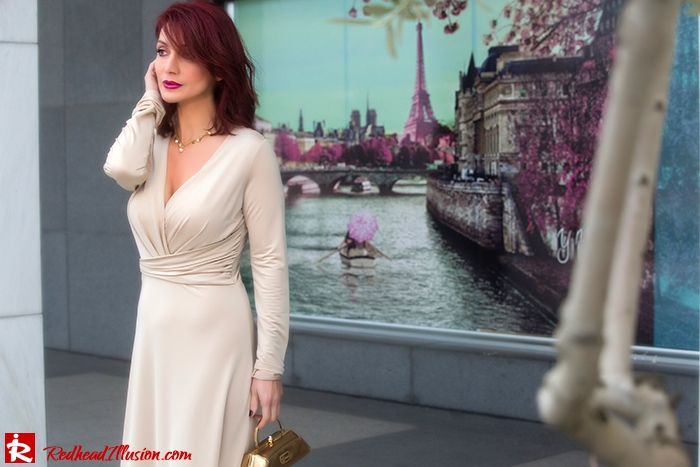 Redhead Illusion - Fashion Blog by Menia - Mind Trap - Lulus Maxi - Dress - Suzy Smith Clutch-03