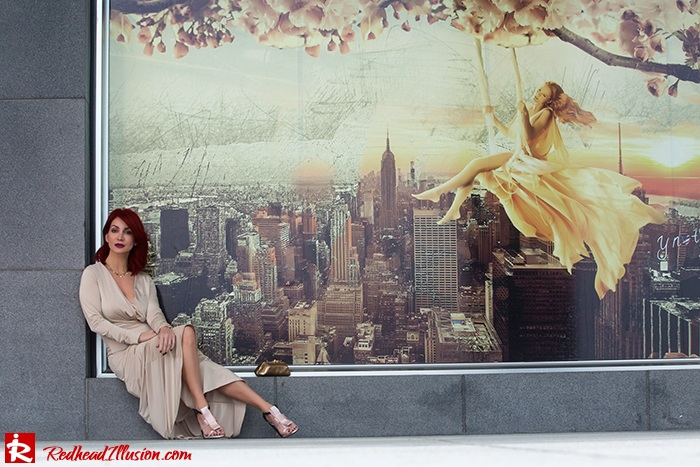 Redhead Illusion - Fashion Blog by Menia - Mind Trap - Lulus Maxi - Dress - Suzy Smith Clutch-04