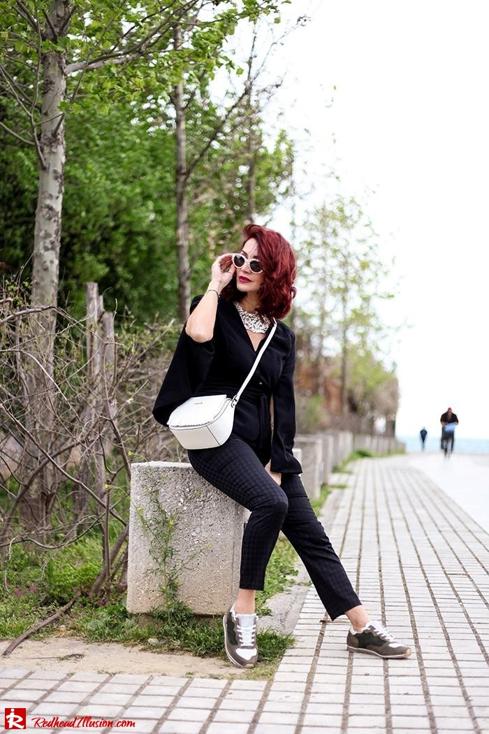 Redhead Illusion - Fashion Blog by Menia - Suiting - Lulus Jacket - Le Cose di Laura Accessories-03