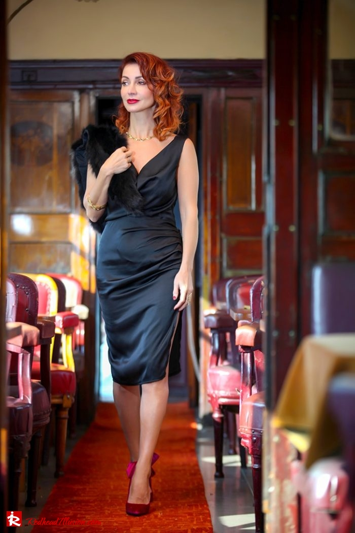 Redhead Illusion - Fashion Blog by Menia - A sense from the past - Orient Express - Missguided Pumps-08
