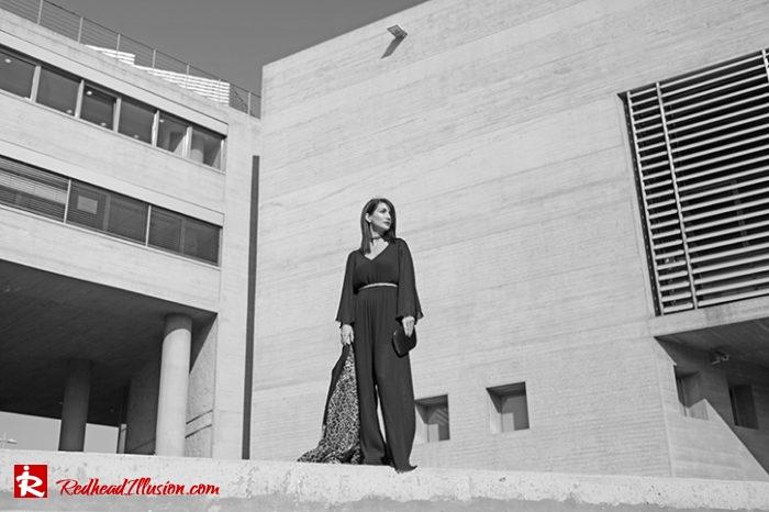 Redhead Illusion - Fashion Blog by Menia - Editorial - Jump all over - Zara Jumpsuit-05