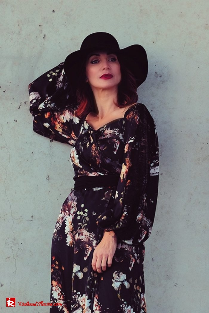 Redhead Illusion - Fashion Blog by Menia - Inspirations - The Hat Edition-07 - Gerabakanis