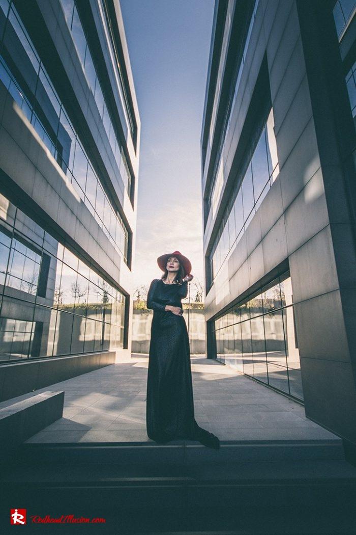 Redhead Illusion - Fashion Blog by Menia - Inspirations - The Hat Edition-08 - Tambakis