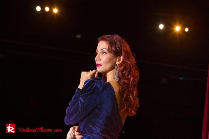 Redhead Illusion - Fashion Blog by Menia - Nights in Blue Velvet-03