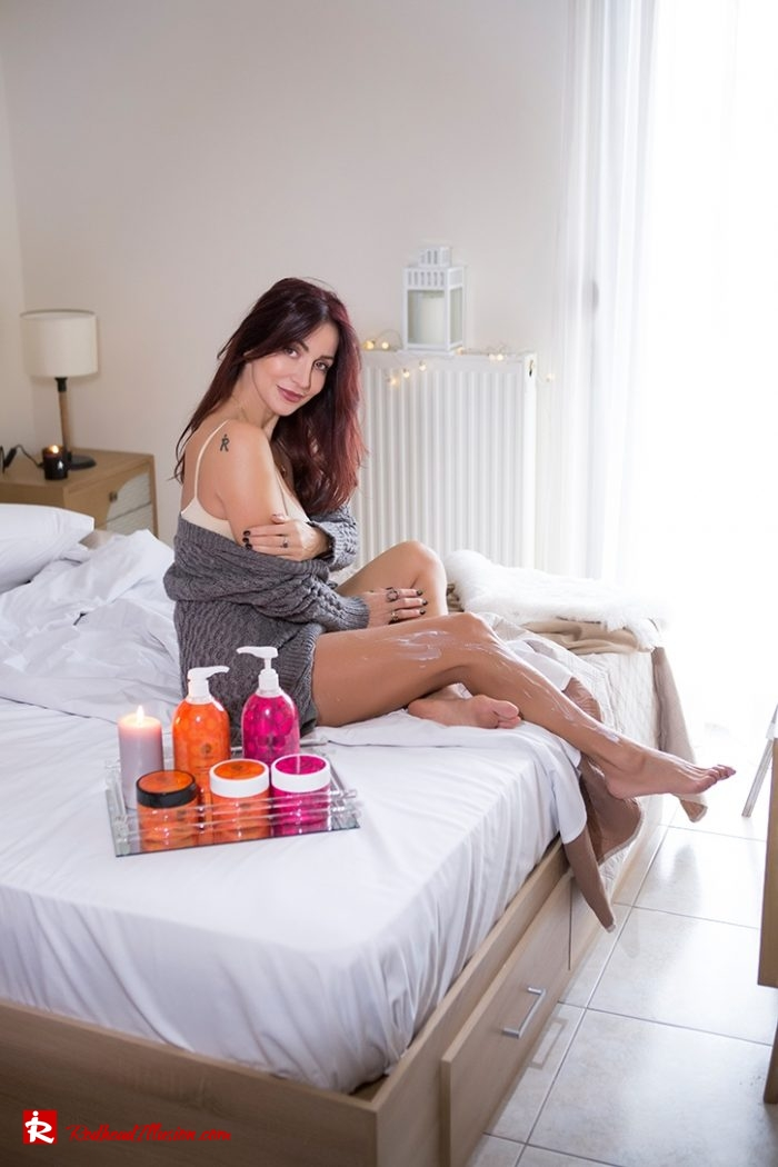 Redhead Illusion - Fashion Blog by Menia - Garden - New Bodyfriend-06