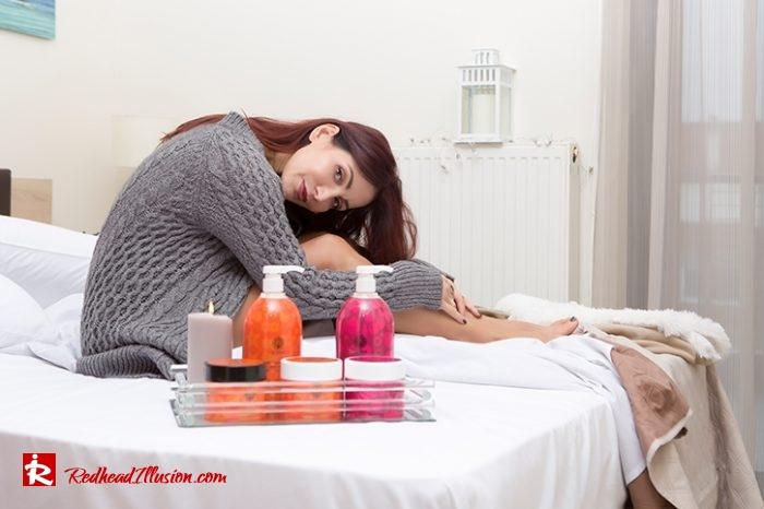 Redhead Illusion - Fashion Blog by Menia - Garden - New Bodyfriend-07