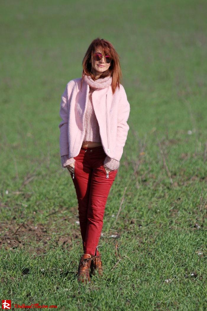 Redhead Illusion - Mood for pink -03
