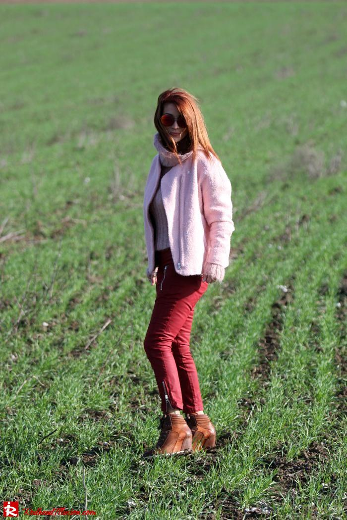 Redhead Illusion - Mood for pink -07