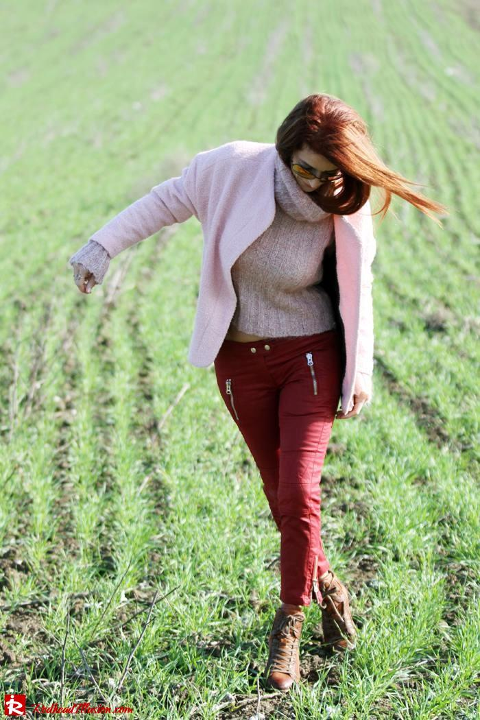 Redhead Illusion - Mood for pink -08