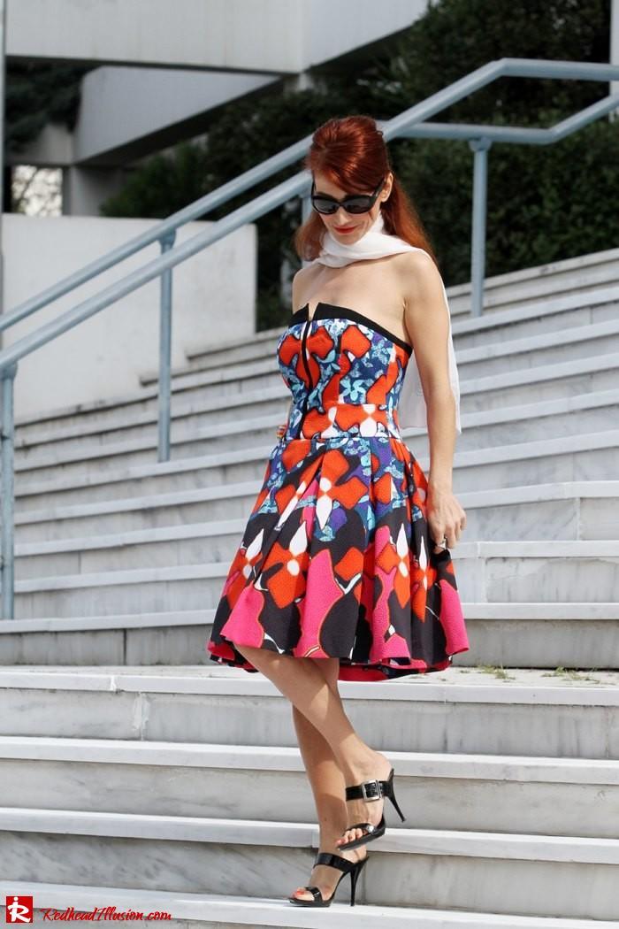 Redhead Illusion - Joy - Peter Pilloto Dress-06