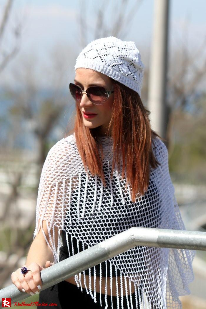 Redhead Illusion - Crochet story and other-Crochet Shawl-Crochet Beanie-02