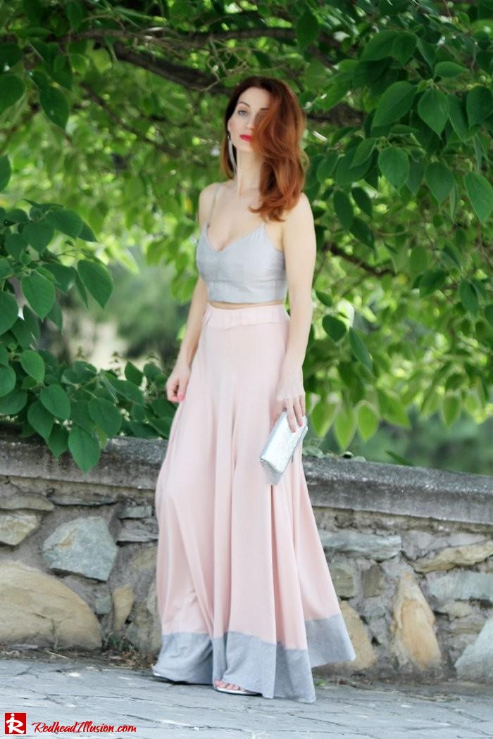 Redhead Illusion One is not enough - Skirt-08