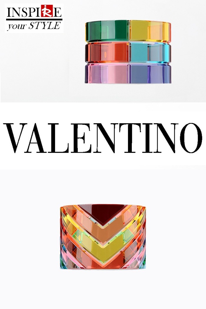 Redhead Illusion - Psychedelic Brilliance of Valentino - Inspire your style - Valentino 1973 Accessories-03