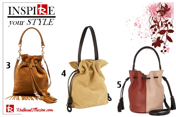 Redhead Illusion - You can easily suede your bags in summer too - Inspire your style-03