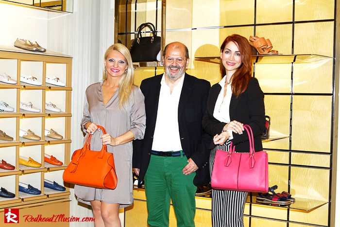 Redhead Illusion - Fashion Blog by  Menia - Tod's Sping-Summer 2015-03
