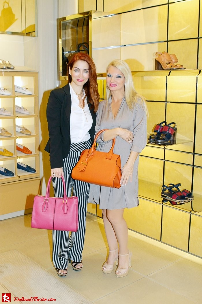 Redhead Illusion - Fashion Blog by  Menia - Tod's Sping-Summer 2015-05