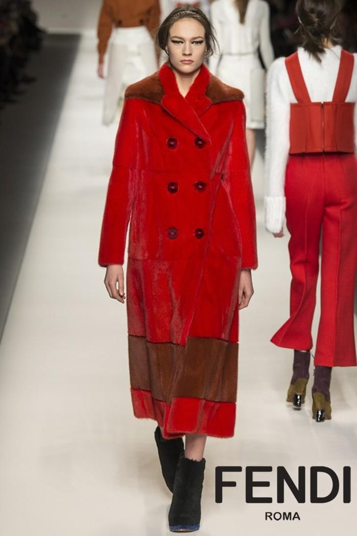Redhead Illusion - Fashion Blog - Fashion Show Fendi - Fall-Winter-2015-03