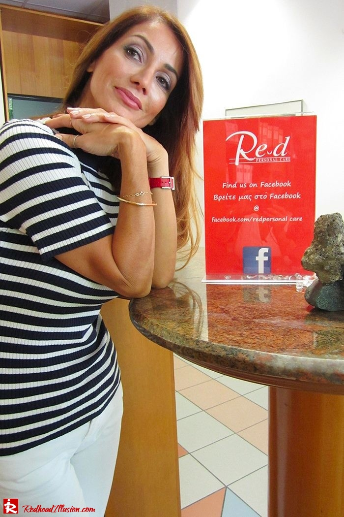 Redhead Illusion - Fashion Blog by Menia - Beauty - Red for Red-06