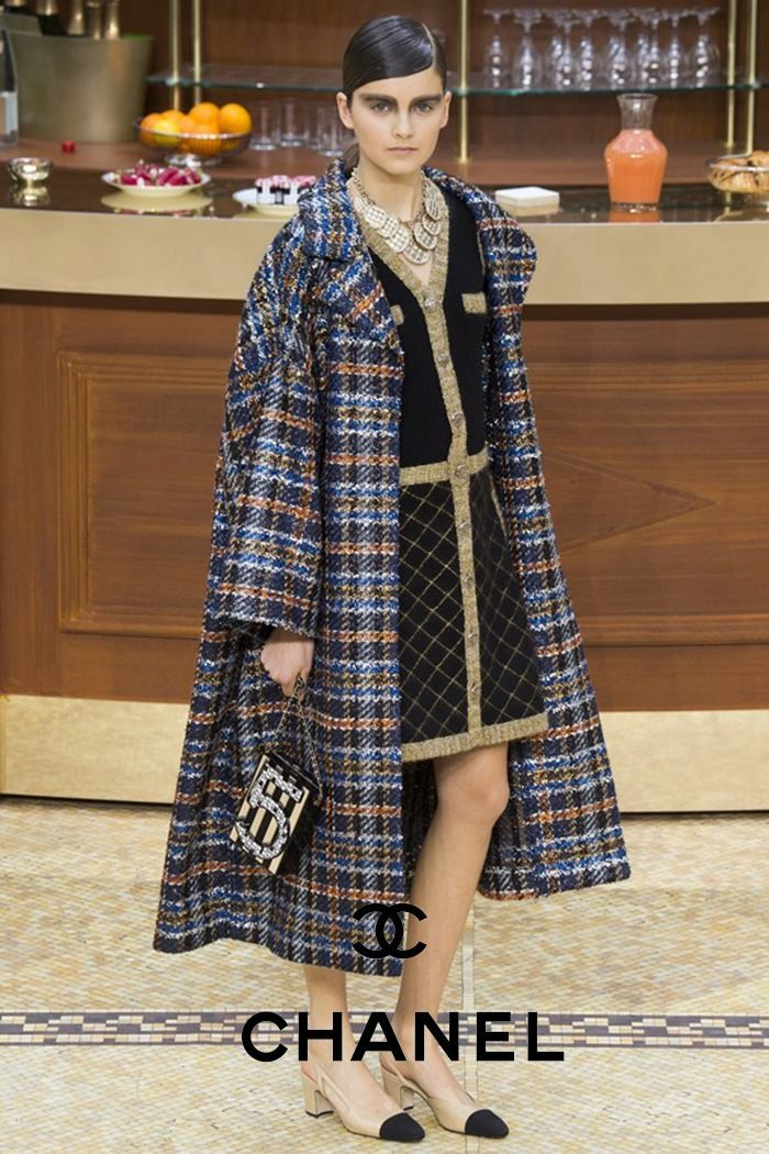 Redhead Illusion - Fashion Blog - Fashion Show Chanel - Autumn-Winter-2015-03