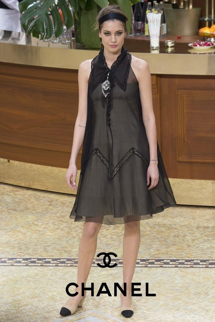 Redhead Illusion - Fashion Blog - Fashion Show Chanel - Autumn-Winter-2015-05
