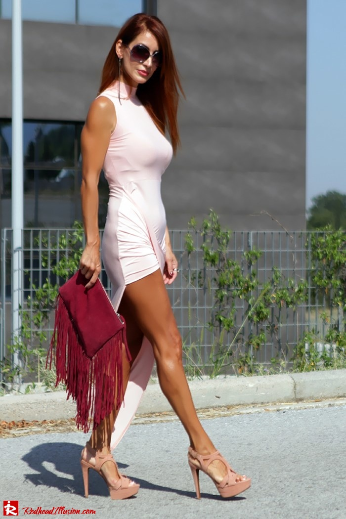 Redhead Illusion - Fashion Blog by Menia - Lately - Sep 15 - Asos Dress-02