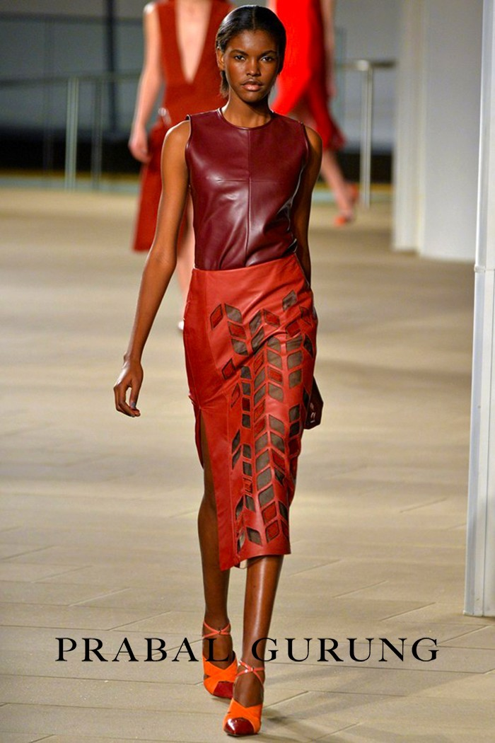 Redhead Illusion - Fashion Blog - Fashion Show - Prabal Gurung - Fall Winter 2015-04