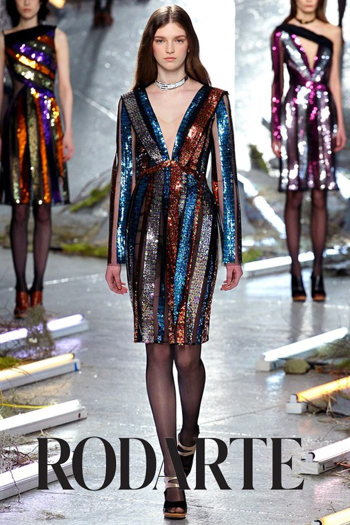 Redhead Illusion - Fashion Blog - Fashion Show - Rodarte Fall-Winter-2015-05