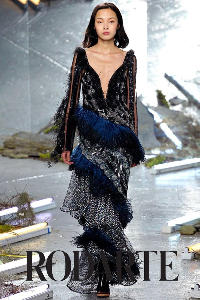 Redhead Illusion - Fashion Blog - Fashion Show - Rodarte Fall-Winter-2015-07
