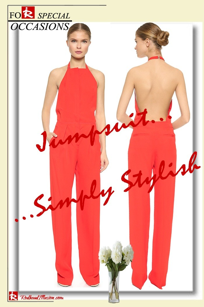 Redhead Illusion - Fashion Blog by Menia - Jumpsuit - An alternative suggestion-06