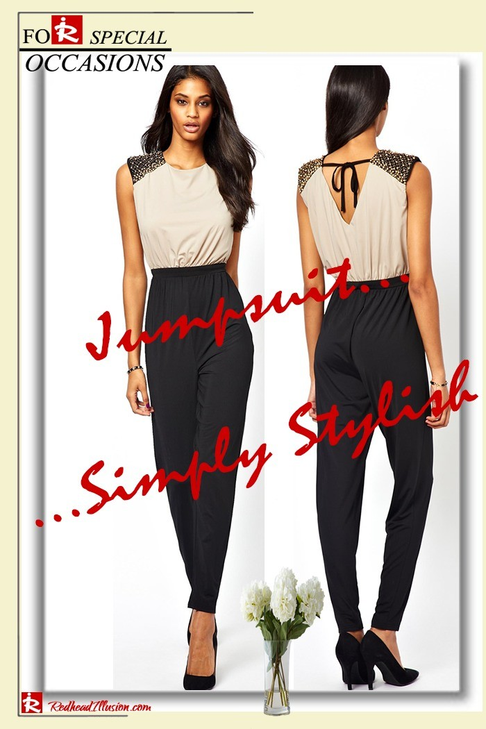 Redhead Illusion - Fashion Blog by Menia - Jumpsuit - An alternative suggestion-08