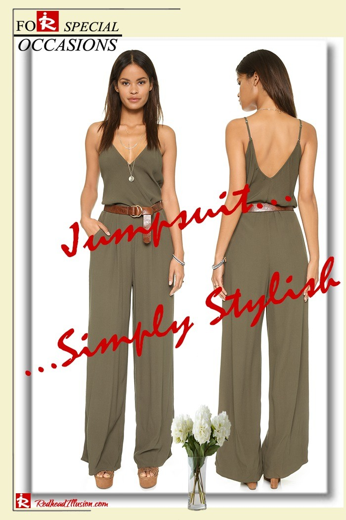 Redhead Illusion - Fashion Blog by Menia - Jumpsuit - An alternative suggestion-09
