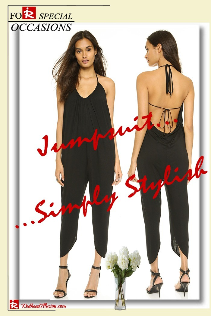 Redhead Illusion - Fashion Blog by Menia - Jumpsuit - An alternative suggestion-10