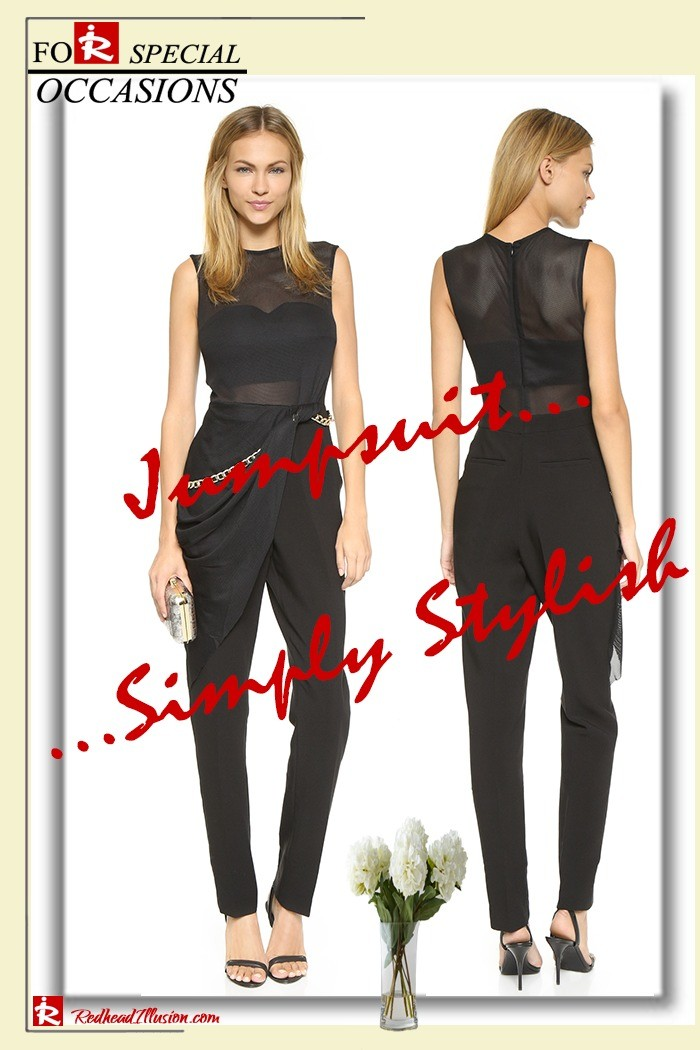 Redhead Illusion - Fashion Blog by Menia - Jumpsuit - An alternative suggestion-13
