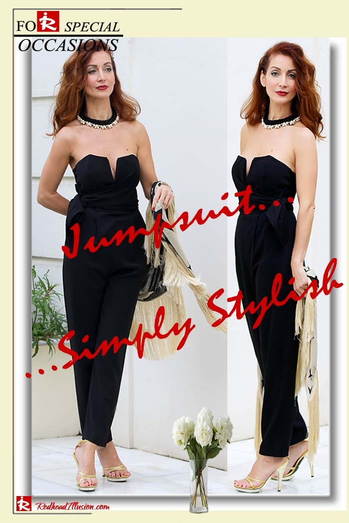 Redhead Illusion - Fashion Blog by Menia - Jumpsuit - An alternative suggestion-14