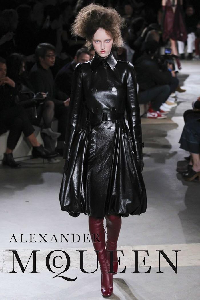 Redhead Illusion - Fashion Blog - Fashion Show - Alexander McQueen - Fall-Winter-2015-02