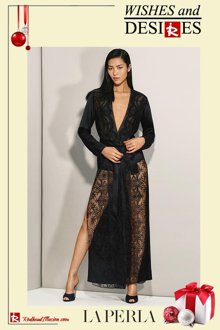 Redhead Illusion - Fashion Blog by Menia - Hidden Desires - La Perla Lingerie-09