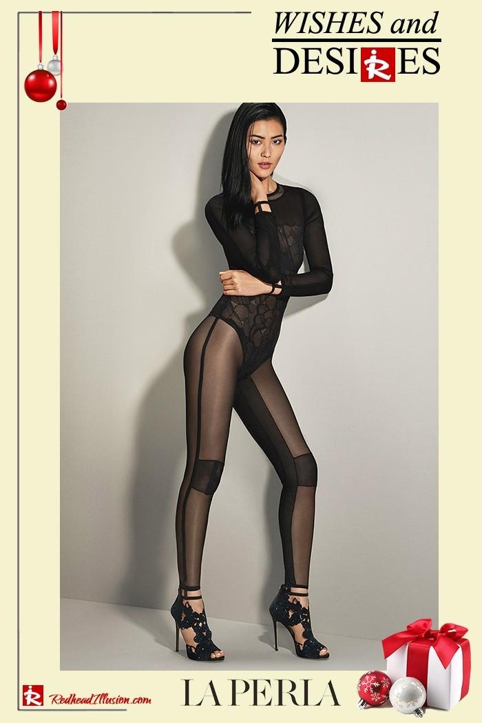 Redhead Illusion - Fashion Blog by Menia - Hidden Desires - La Perla Lingerie-13