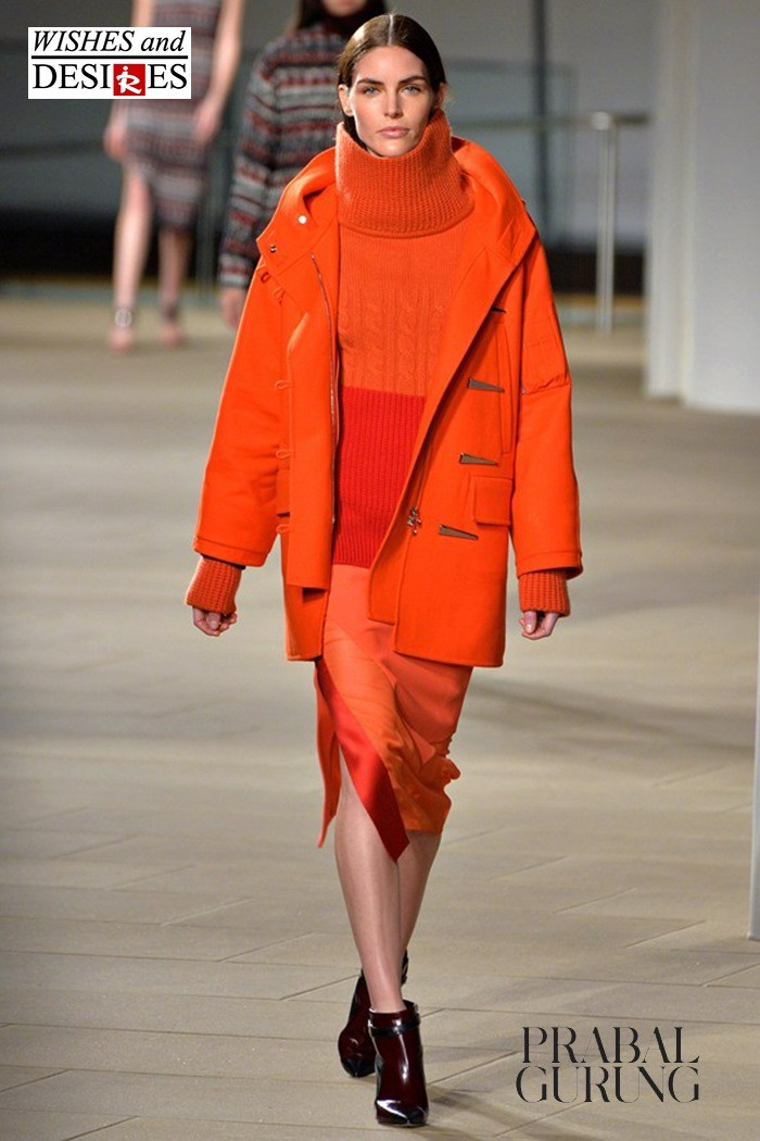 Redhead Illusion - Fashion Blog by Menia - Wishes and Desires - Dreamy Coats-04 - Prabal Gurung FW15