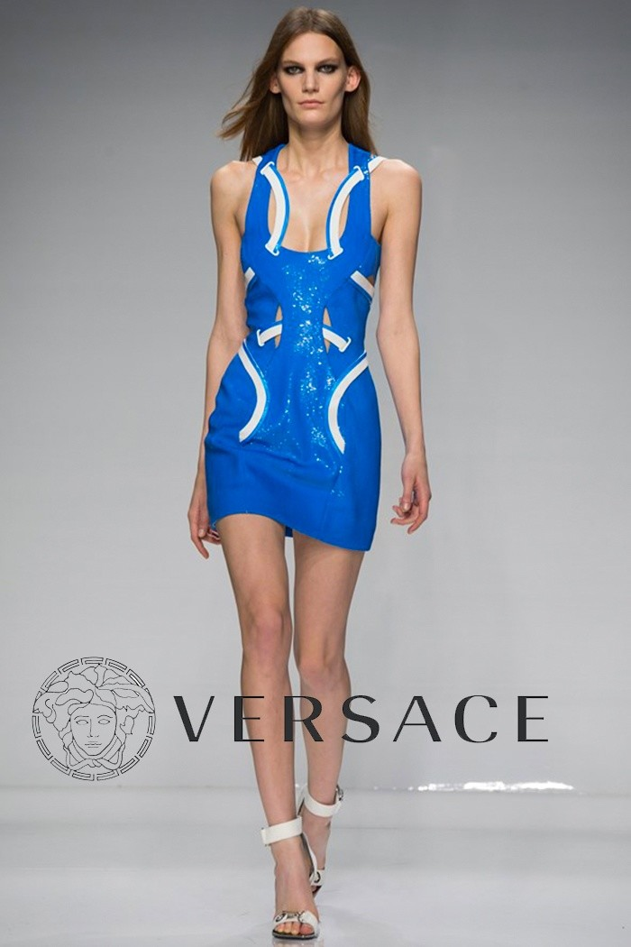 Redhead Illusion - Fashion Blog - Fashion Show - Atelier Versace - Spring-Summer 2016-02