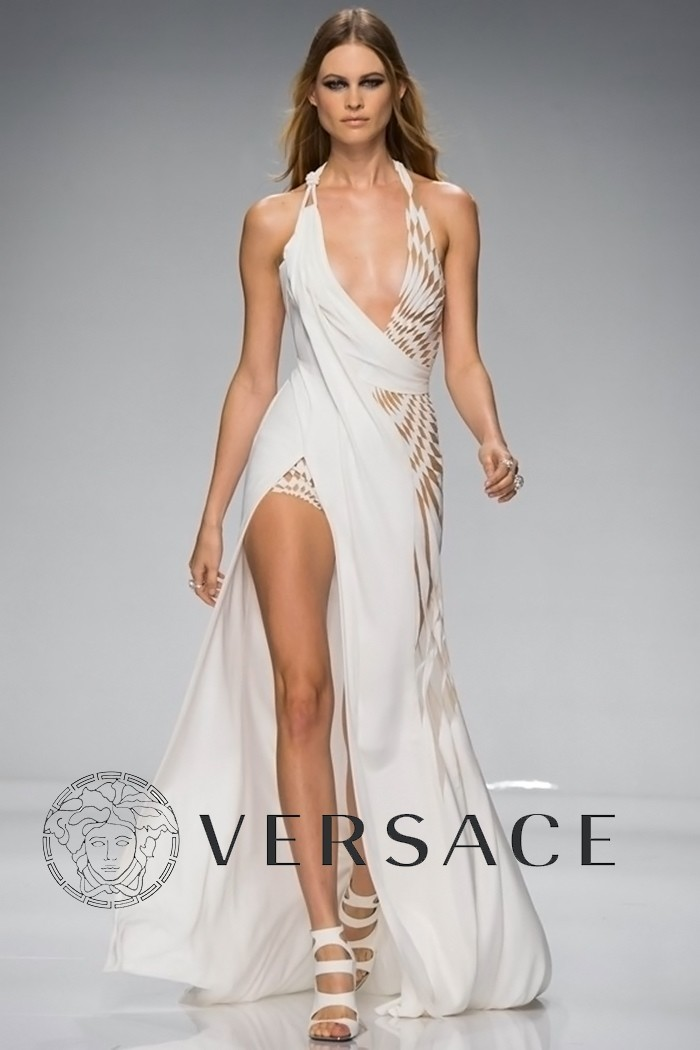 Redhead Illusion - Fashion Blog - Fashion Show - Atelier Versace - Spring-Summer 2016-04