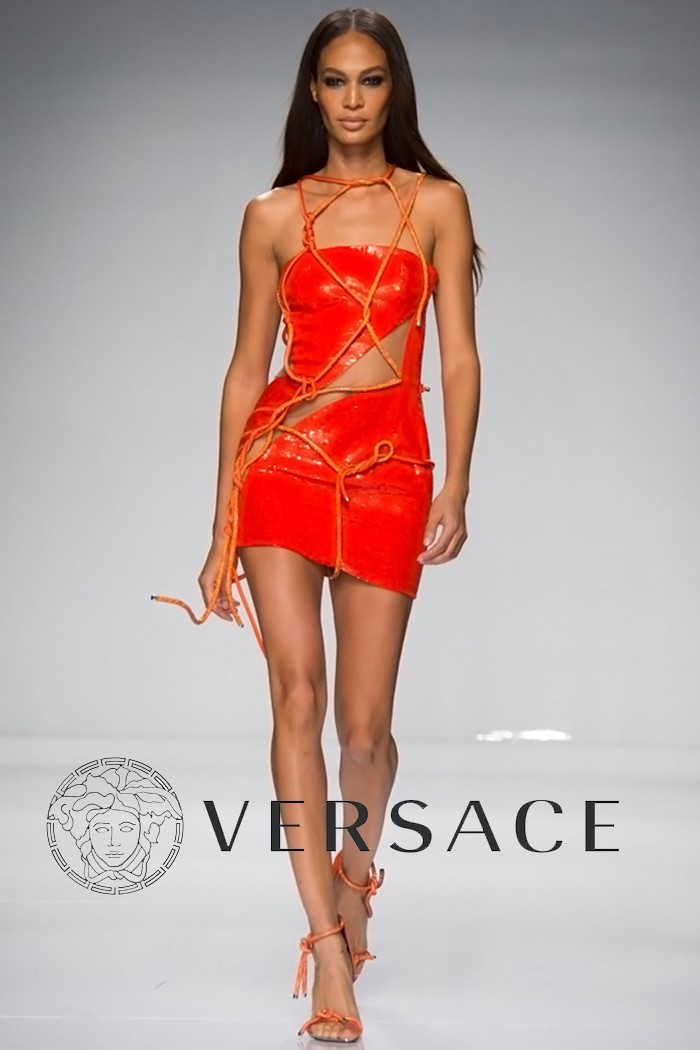 Redhead Illusion - Fashion Blog - Fashion Show - Atelier Versace - Spring-Summer 2016-05